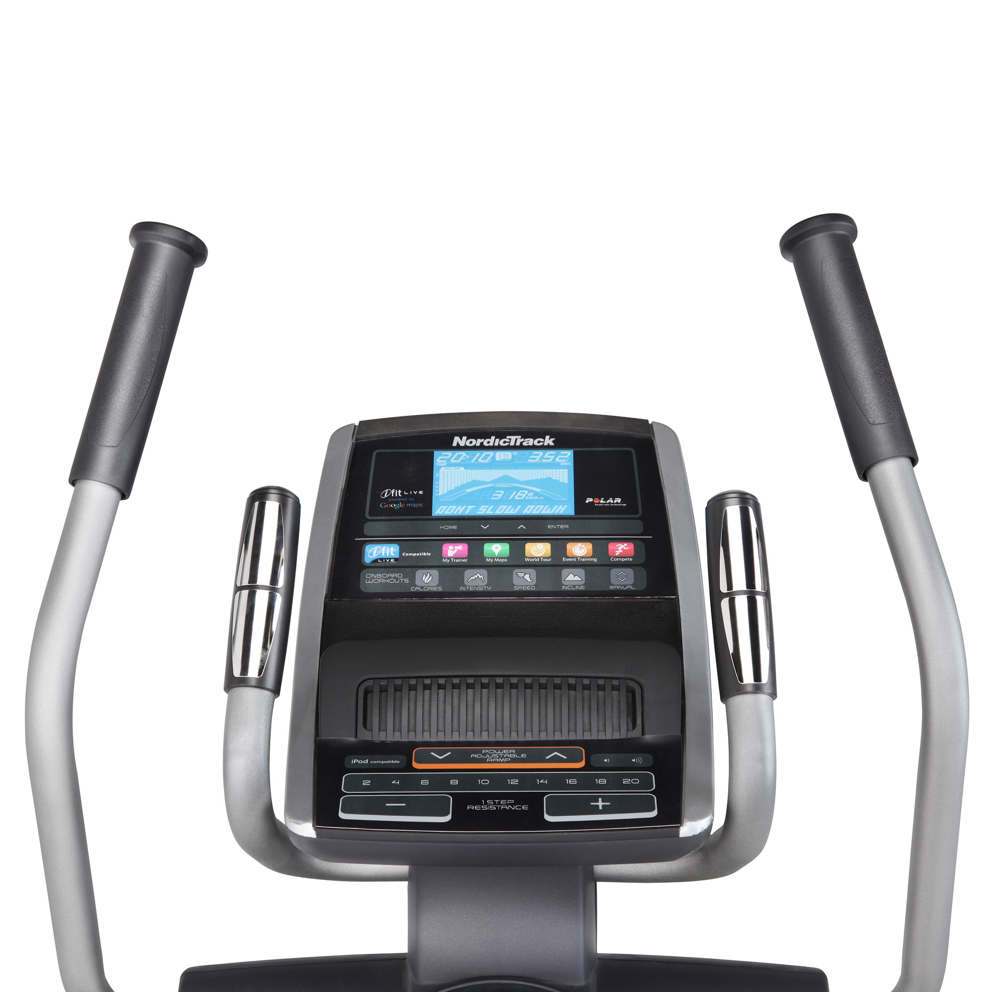 NordicTrack E11.0 Folding Elliptical Cross Trainer Review