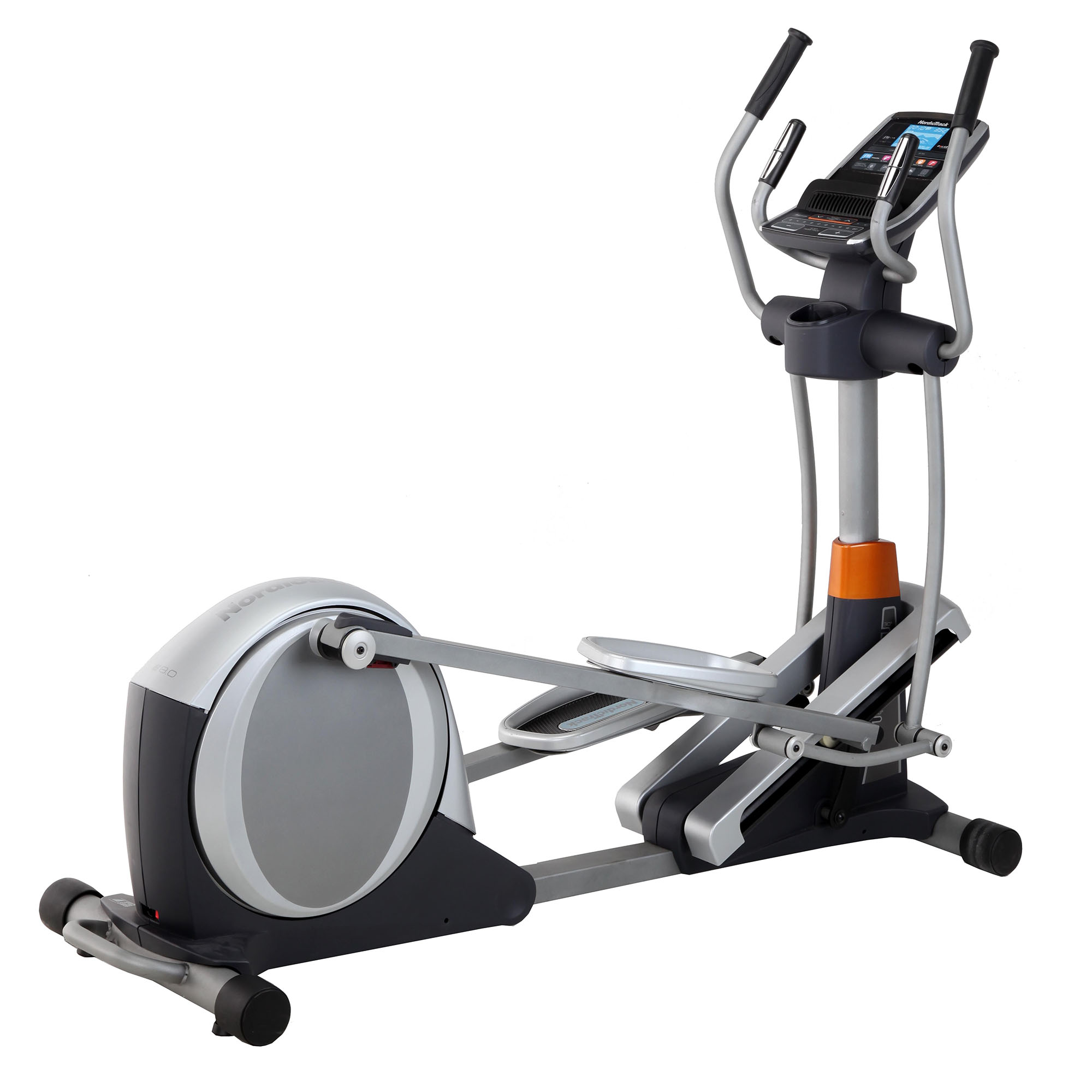 folding elliptical machine reviews
