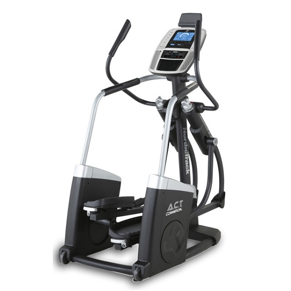 NordicTrack A.C.T Commercial Elliptical Cross Trainer Review